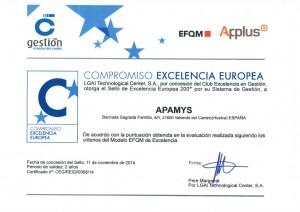 Certificado de Calidad107
