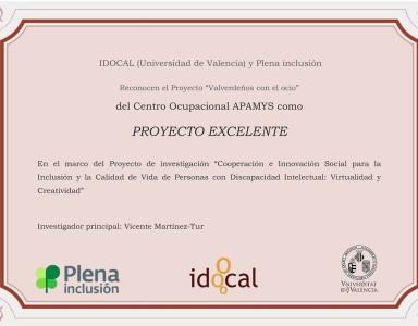 Proyecto Excelente_APAMYS
