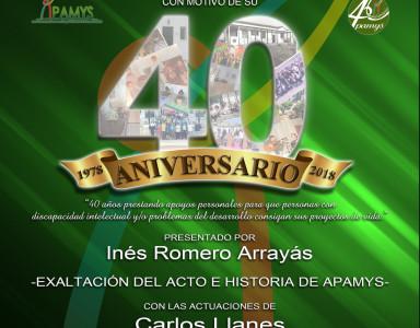 cartel galardones 40 aniversario (1)