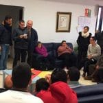 El CEIP Menéndez y Pelayo nos entrega parte de la recaudaciòn de la carrera Save the Children