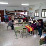 Finalizan las prácticas de Sergio Corralejo Benitez